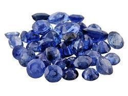 SOLD - 10 BLUE SAPPHIRES 1-2mm ROUND CUT GEMSTONES