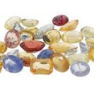 100 PRECIOUS & SEMI-PRECIOUS GEMSTONES MIXED BAG PARCEL - FREE SHIPPING