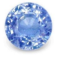 CEYLON CORNFLOWER BLUE SAPPHIRE ROUNDCUT GEMSTONE 1.8mm - FREE SHIPPING