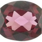 RHODOLITE GARNET OVAL CUT GEMSTONE 5x3mm - FREE SHIPPING