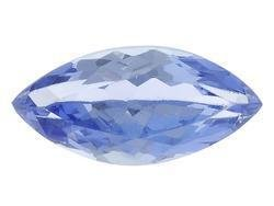 BLUE TANZANITE MARQUISE CUT GEMSTONE 2.5x1.5mm - FREE SHIPPING