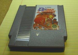 Double Dribble, NES by Konami.