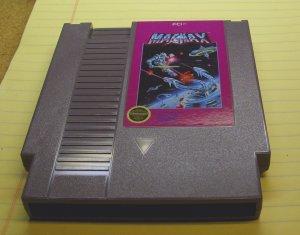 MagMax, Nintendo NES, by FCI.