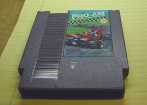 R.C. Pro-Am, NES by Rare LTD.
