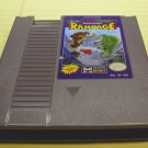 Rampage, NES by Data East.