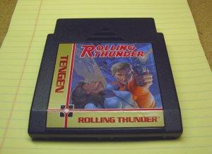 Rolling Thunder, NES by Tengen.