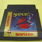 Shinobi, NES Nintendo by Tengen.