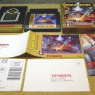 Vindicators, Nintendo NES with box by Tengen.