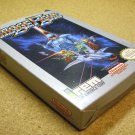 Image Fight, NES video game with box, by Irem America Corp.