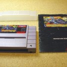 Super Ghouls N Ghosts SNES, by Capcom USA.