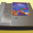 Tetris, Puzzle video game, NES, by Nintendo.
