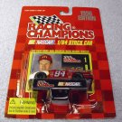 Bill Elliott, Ford, McDonald's Nascar 1996, Racing Champions 1/64 scale, stock car, collectible.