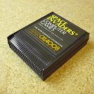 Space Invaders , Atari 800 XL 1981, game cartridge CXL4008.