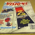 SEGA Visions magazine issue JUNE ~ JULY 1993.