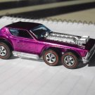 Hot Wheels OPEN FIRE redline 1971 vintage die cast car. ( red line )
