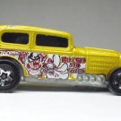 Hot Wheels Midnight Otto ROCKO and VENUS 2001, yellow color.