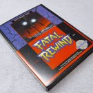 Fatal Rewind, Sega game with case, poster, manual, cleaned and tested.