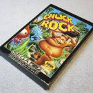 Chuck Rock Genesis Sega CD, sold AS-IS with game manual and box, by Sony Imagesoft, 1992