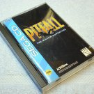 Pitfall Sega CD Genesis with game manual and case, sold AS-IS, by Activision, 1994.