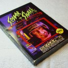 Sewer Shark, Sega CD Genesis with Game box, paper insert, and manual, sold AS-IS, by Sony 1992.