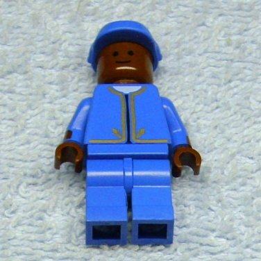 Bespin Gaurd LEGO minfig Star Wars set 6209 original version.