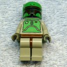 Bounty Hunter Boba Fett Minifigure LEGO Star Wars, set 6209
