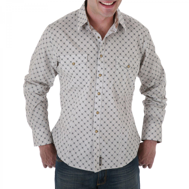 Men's Wrangler Western Retro Shirt