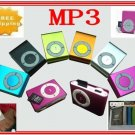 10pcs/lot hot.support 1-8GB TF card MP3,fashion.mini mp3,mp3 player