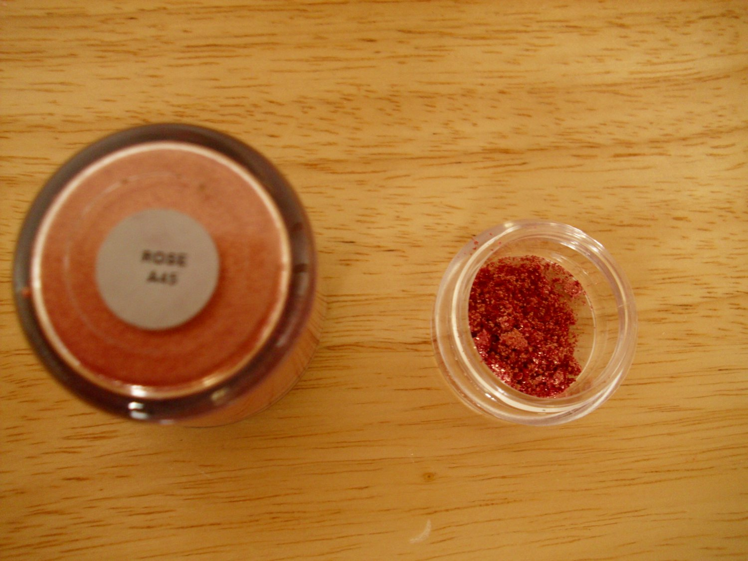 MAC Pigment Sample Rose