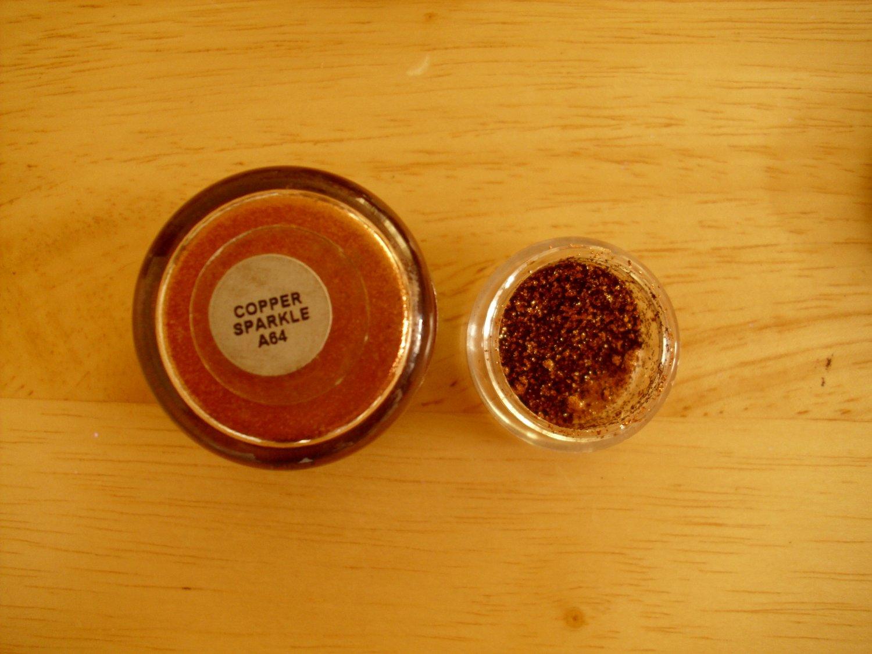 MAC Pigment Sample Copper Sparkle