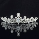 Swarovski Crystals Flower Bridesmaid Bridal Tiara Crown For Wedding SH8573-0C