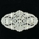 New Wedding Palace Style Flower Brooch Pin Rhinestone Crystal Women Jewelry 5186