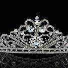 Smart Bridal Wedding Flower Tiaras Crown Pageant Prom Swarovski Crystal SHA8454