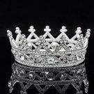 Super Flower Tiara Crown Headband Little Girl Jewelry Swarovskis Crystal SHA8578