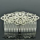 Chic Imperial Style Bridal Bridesmaid Rhinestone Crystal Palace Hair Comb XBY083