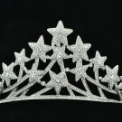 H-Quality Wedding Accessories Multi Stars Tiaras Crown Swarovski Crystal SHA8601