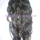 "20"" 100% Brizilian virgin water wave human hair weft"