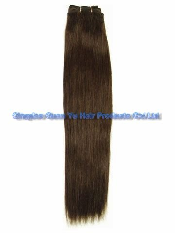 """20"""" 100% Indian remy human hair weft"""