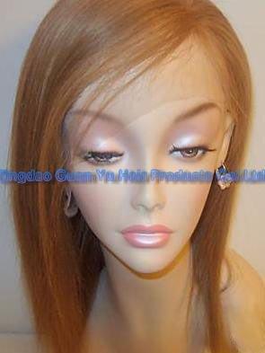"14"" Brizilian body wave full lace wig"