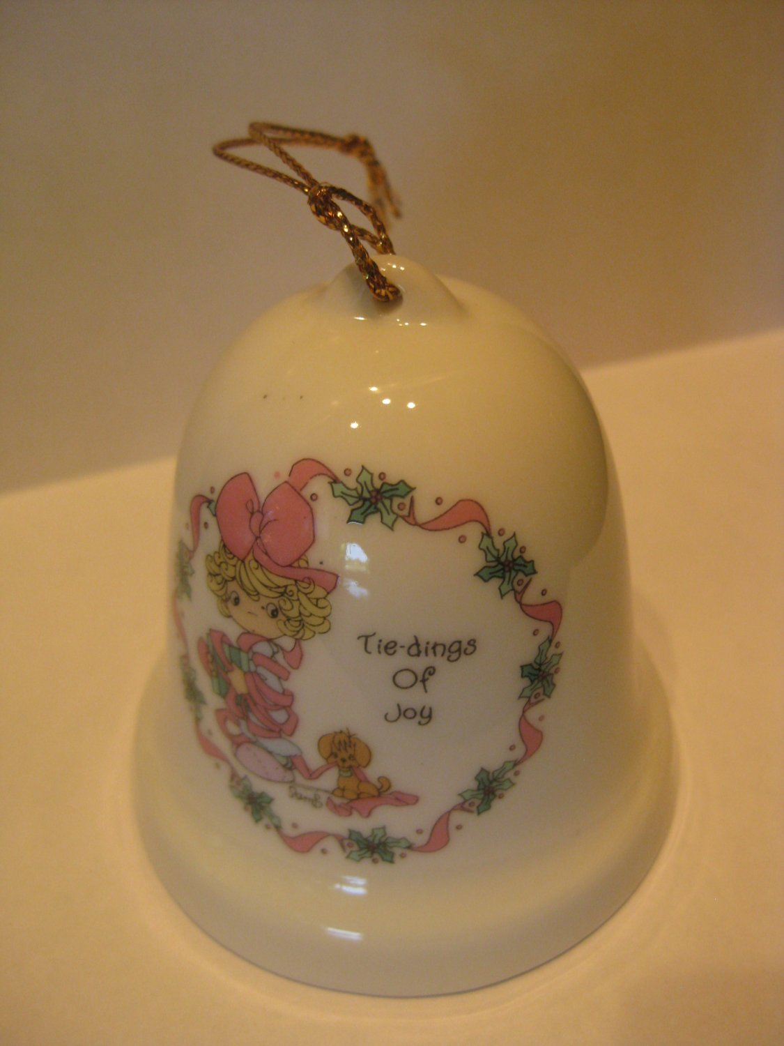 Precious Moments Bell ornament