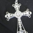 Austrian Crystal cross set