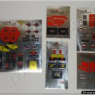 Transformers G1 Computron Set Sticker Decal Sheet