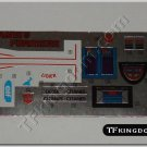 Transformers G1 Mirage Sticker Decal Sheet