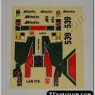 Transformers G1 Wheeljack Sticker Decal Sheet