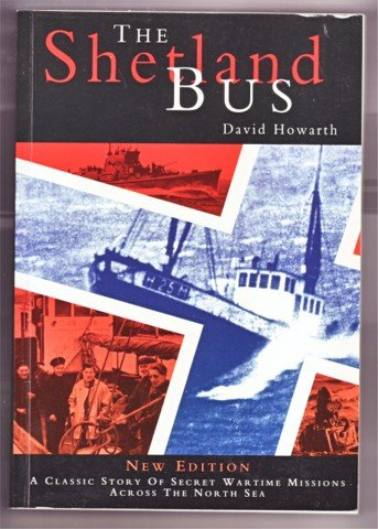 THE SHETLAND BUS DAVID HOWARTH PB 1998