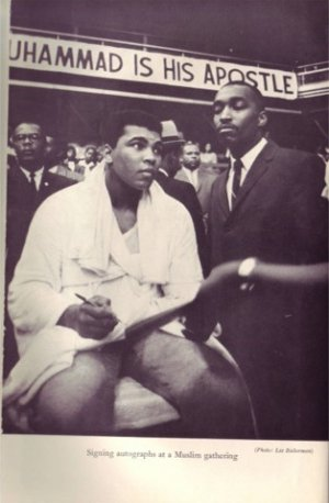 CASSIUS CLAY A BIOGRAPHY JACK OLSEN  HB1967