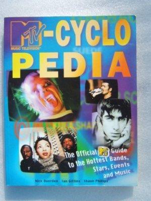 MTV-CYCLOPEDIA OFFICIAL MTV GUIDE 1997 MADONNA PROFILE