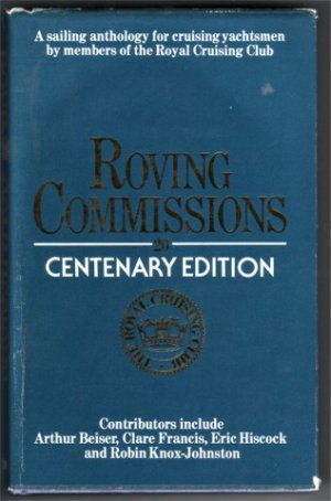 ROVING COMMISSIONS No20 1979 ROYAL CRUISING CENTENARY