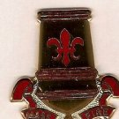 82ND AIRBORNE DIVISION ARTILLERY DUI CREST INSIGNIA