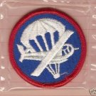 AIRBORNE OFF UNIT CAP COLOR PATCH INSIGNIA
